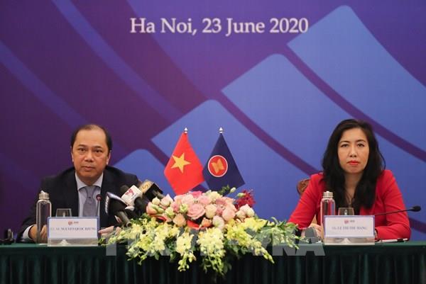 Hội nghị Cấp cao ASEAN lần thứ 36 tập trung thực hiện nhiệm vụ kép