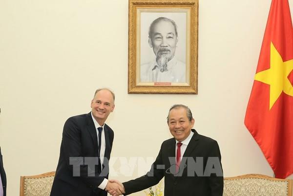 Việt Nam muốn hợp tác phát triển chuỗi cung ứng, công nghiệp phụ trợ