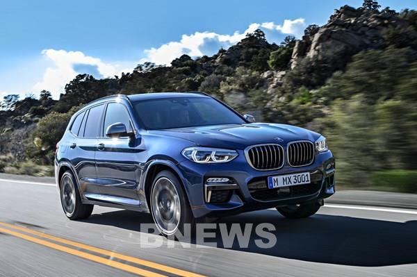 THACO ưu đãi giá xe BMW Series 5 và BMW X3 đến 185 triệu đồng
