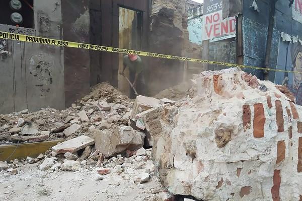 Cảnh báo sóng thần sau trận động đất mạnh tại Mexico