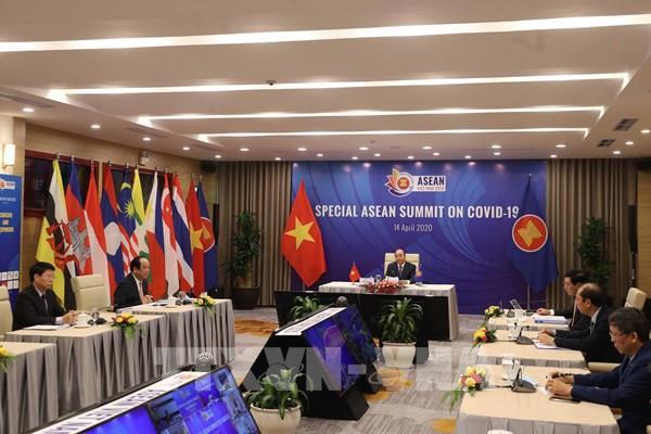 ASEAN hợp tác, đoàn kết để đẩy lùi dịch COVID-19