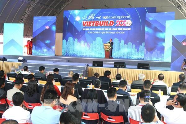 Hơn 400 doanh nghiệp tham gia Triển lãm Vietbuild 2020