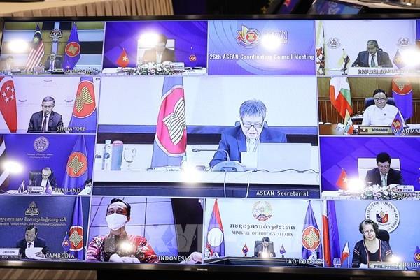 Thông qua 6 Báo cáo của Tổng Thư ký ASEAN trình lên Hội nghị Cấp cao ASEAN lần thứ 36