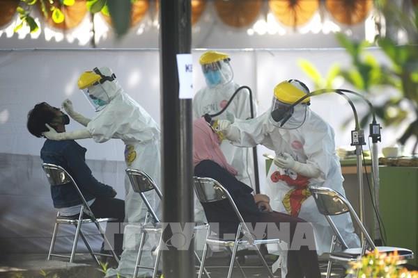 Indonesia ghi nhận hơn 1.000 ca nhiễm mới COVID-19 trong ngày