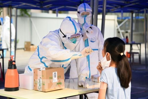 Bắc Kinh tuyên bố đã kiểm soát được đợt bùng phát dịch COVID-19 mới