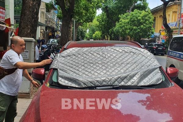 Mẹo chống nắng nóng đơn giản mà hiệu quả cho xe ô tô