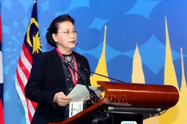 ASEAN 2020: AIPA sẵn sàng đồng hành cùng ASEAN xây dựng Cộng đồng bền vững
