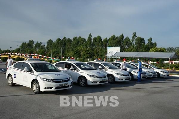 Honda Việt Nam chính thức tổ chức thi sát hạch bằng lái xe ô tô