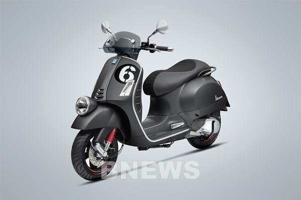 Piaggio Việt Nam ra mắt huyền thoại Vespa Sei Giorni II giá bán 139 triệu đồng