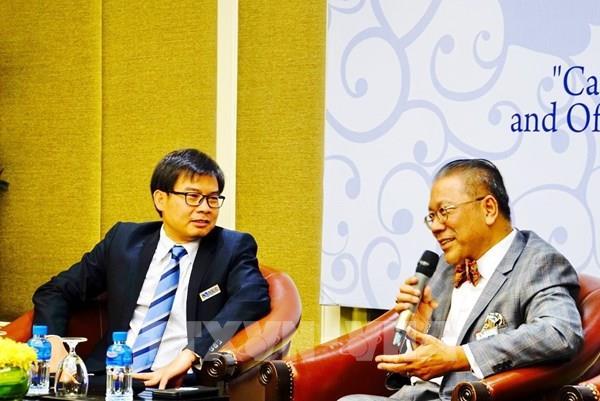 Chủ tịch Viện Tầm nhìn châu Á: Việt Nam thúc đẩy sớm tiến trình đàm phán RCEP