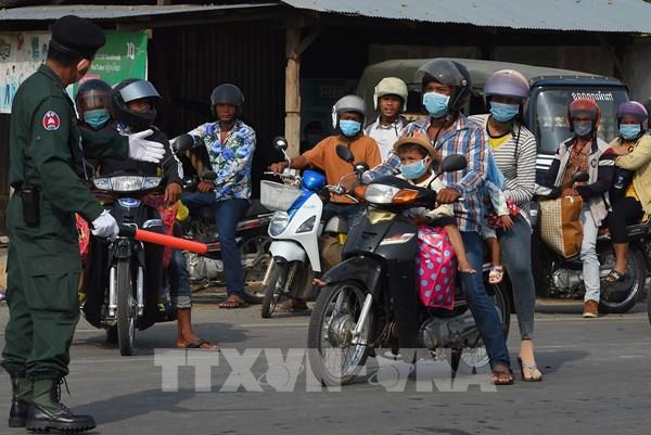 Campuchia phân bổ khoản ngân sách 1 tỷ USD để ứng phó dịch COVID-19