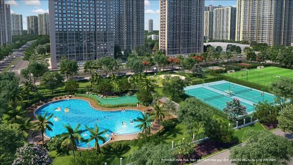 Tòa căn hộ S1.07 Vinhomes Ocean Park phá kỷ lục chốt căn ngay tại sự kiện mở bán