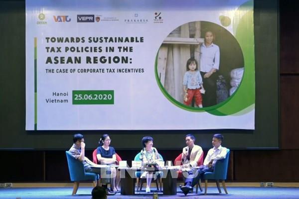 ASEAN 2020: Hướng tới chính sách thuế bền vững