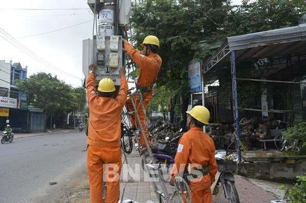 Lịch ngừng cung cấp điện Bình Định ngày mai 31/10