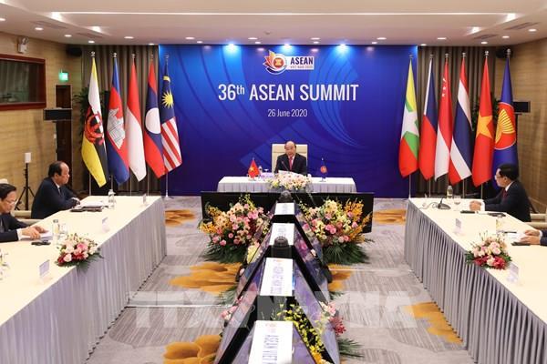 EU đánh giá cao các kết quả của Hội nghị cấp cao ASEAN 36