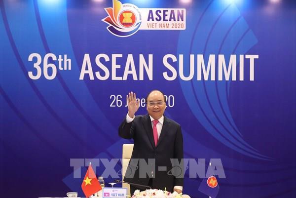ASEAN 2020: Hội nghị Cấp cao lần 36 nhấn mạnh sự đoàn kết nội khối trong đại dịch COVID-19