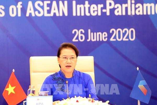 Thông điệp của Chủ tịch AIPA-41 tại phiên đối thoại với Nhà Lãnh đạo ASEAN và AIPA