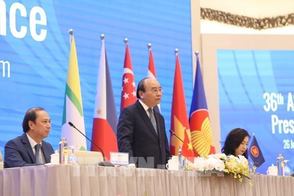 ASEAN 2020: Hội nghị Cấp cao ASEAN lần thứ 36 là sự kiện lịch sử