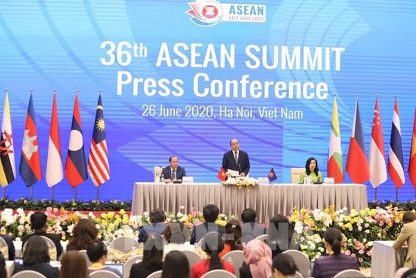 Tóm tắt Tuyên bố của Chủ tịch Hội nghị Cấp cao ASEAN lần thứ 36