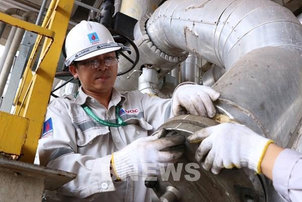 Đạm Cà Mau được công nhận thuộc Top các nhà máy tiêu hao năng lượng thấp