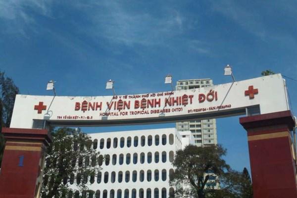 Tp Hồ Chí Minh: Tiếp nhận thêm một bệnh nhi mắc bệnh bạch hầu