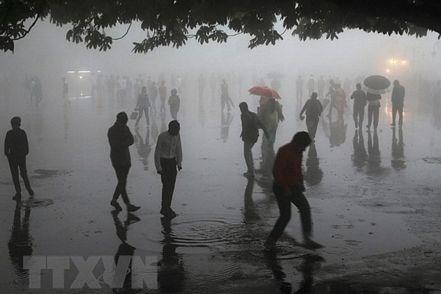 Ấn Độ: 130 người chết vì mưa to và sấm sét trong 24 giờ qua