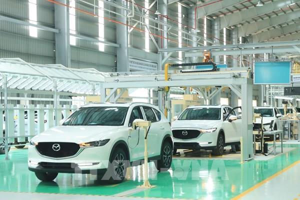 Thaco thực hiện chiến lược trở thành Tập đoàn công nghiệp đa ngành