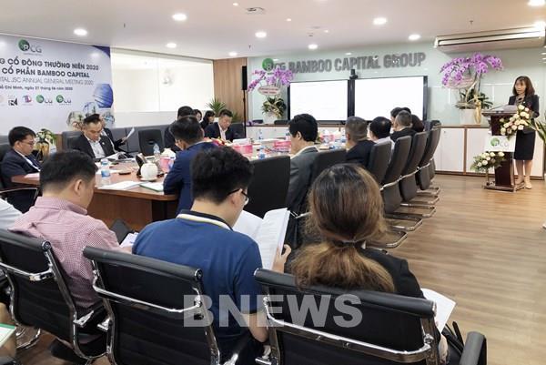 Bamboo Capital:Lợi nhuận 2020 tăng 31%
