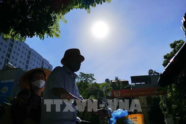 Dự báo thời tiết: Trung Bộ nắng nóng diện rộng đến ngày 13/8