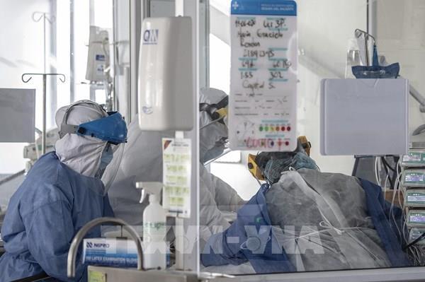 Số ca tử vong do dịch COVID-19 trên toàn cầu lên hơn 500.000 ca