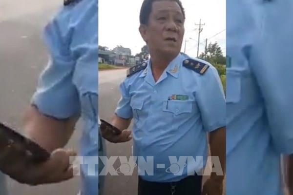 Bình Phước: Phó Chi cục trưởng Hải quan say xỉn gây tai nạn giao thông bỏ chạy