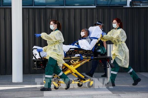 Cập nhật dịch COVID-19 thế giới sáng 29/6: số ca tử vong vượt 500.000 người