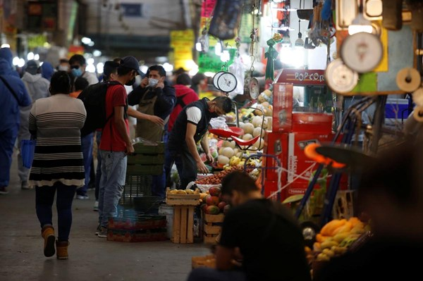 Chợ thực phẩm - những ổ dịch COVID-19 nguy hiểm ở Mỹ Latinh
