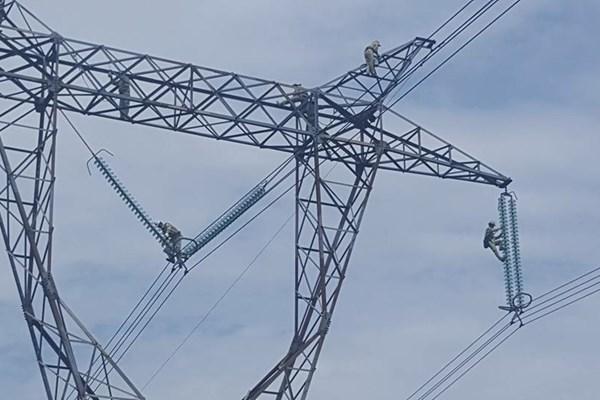 EVNNPT truyền tải an toàn sản lượng điện 884 tỷ kWh