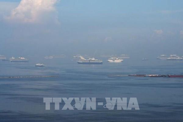 Va chạm tàu ngoài khơi Philippines, ít nhất 12 người mất tích