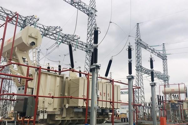 Thêm một công trình đóng điện giải tỏa công suất các nguồn năng lượng tái tạo
