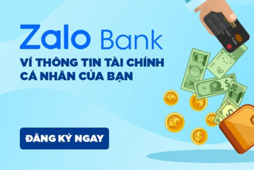 Không cấp phép cho hoạt động tín dụng của Zalo Bank