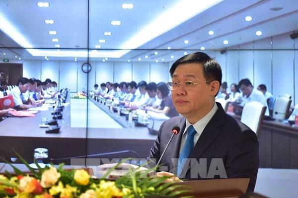 Hà Nội đề ra 9 nhóm giải pháp thúc đẩy tăng trưởng kinh tế