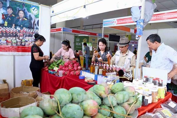Nông sản Việt chinh phục thị trường Việt