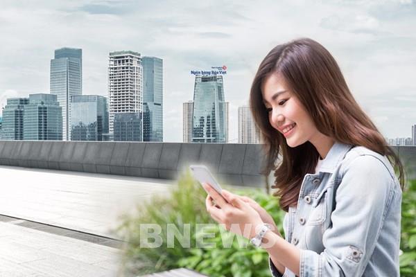 Ngân hàng Bản Việt tung gói tiết kiệm Tích lũy đồng hành