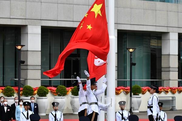 23 năm ngày Anh trao trả Hong Kong về với Trung Quốc