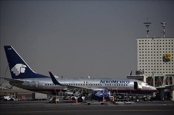 Hãng hàng không Aeromexico của Mexico nộp đơn xin bảo hộ phá sản