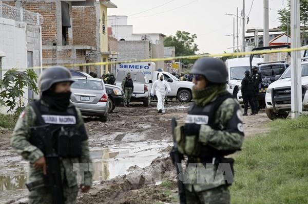 Mexico: Xả súng tại một trung tâm phục hồi nhân phẩm, hàng chục người thương vong