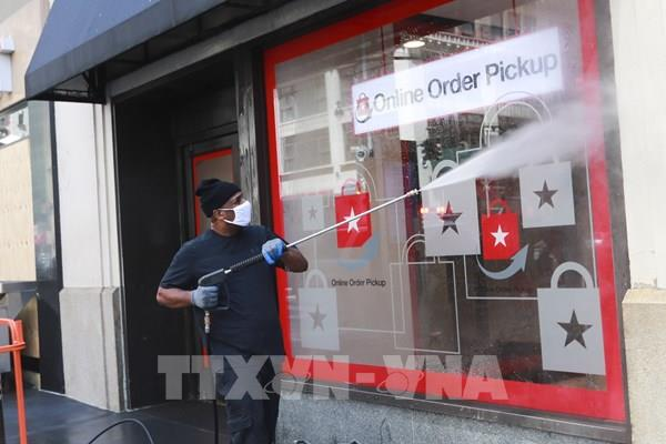 Mỹ: Hãng bán lẻ Macy's thua lỗ gần 4 tỷ USD do dịch COVID-19