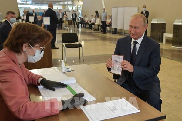 Lựa chọn con đường cải cách cho tương lai nước Nga