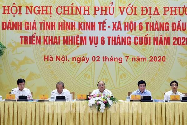 Hội nghị Chính phủ với địa phương: Đảm bảo an sinh xã hội và phát triển kinh tế