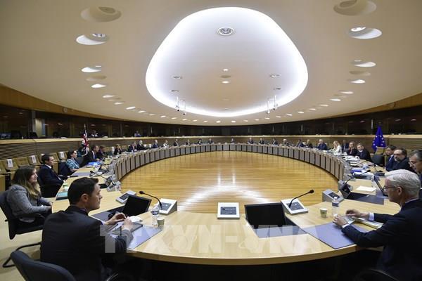 Đàm phán thương mại Anh-EU trong giai đoạn quyết định