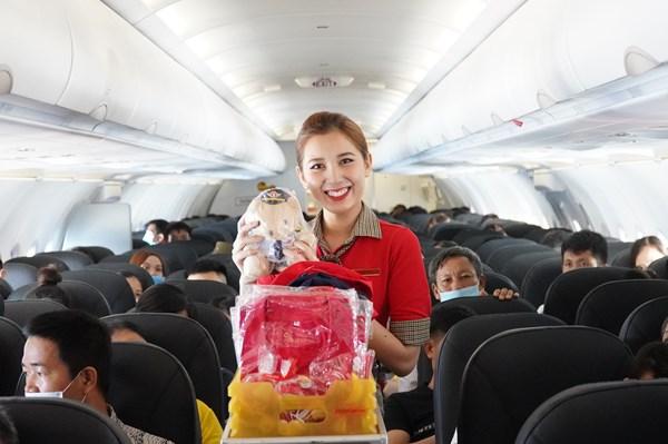 Quảng bá du lịch Việt Nam cùng Vietjet nhận ưu đãi giảm ngay 50% giá vé
