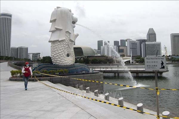 Singapore dưới đám mây đen kinh tế toàn cầu