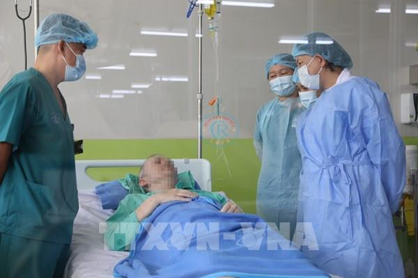 Bệnh nhân 91 đủ tiêu chuẩn xuất viện và hồi hương bằng máy bay thương mại